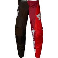 Dětské MX kalhoty Shift Whit3 Tarmac Pant Black/Red