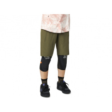 Dámské cyklo šortky Fox W Flexair Lite Short No Liner Olive Green