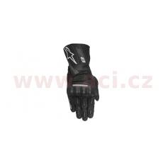 rukavice SP-8, ALPINESTARS (černé)