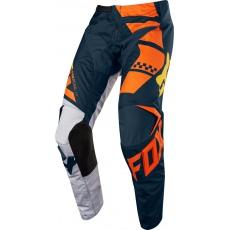 Dětské kalhoty na motokros FOX 180 Pant Youth Sayak Orange