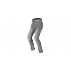 kalhoty, jeansy MODUS, AYRTON, dámské (šedé)