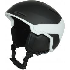 helma BLIZZARD Viper ski helmet, black matt/white matt