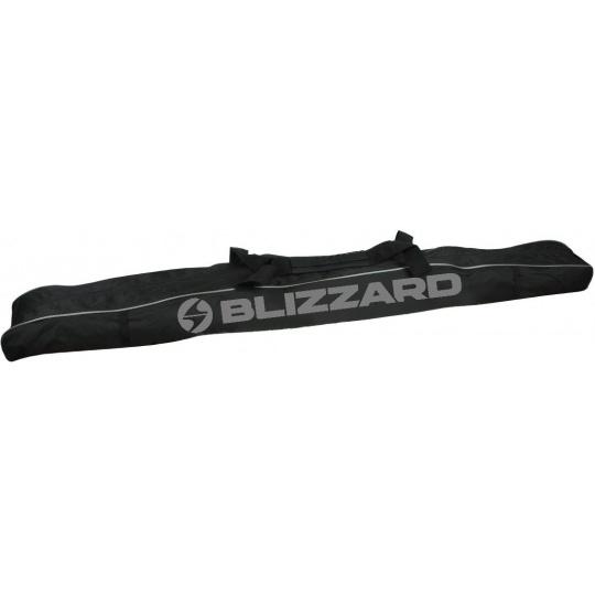 vak na lyže BLIZZARD Ski bag Premium for 1 pair, black/silver, 145-165 cm