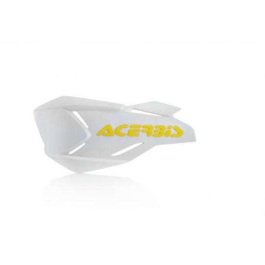 ACERBIS náhradní plasty k chráničům páček X-FACTORY bez montážního kitu