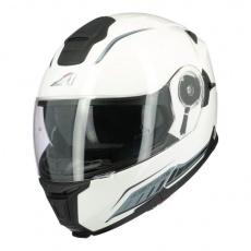 Moto přilba ASTONE RT1200 EVO DARK SIDE bílá