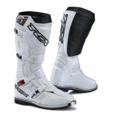 Moto boty TCX PRO 1.1 EVO bílé
