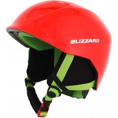 helma BLIZZARD Signal ski helmet junior, orange