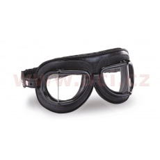Vintage brýle 513, CLIMAX (černé/černý rámeček/čirá skla)