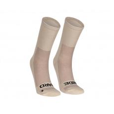 KELLYS Ponožky Rival 2 beige 39-42