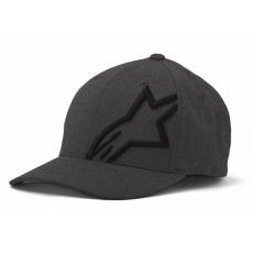 Alpinestars CorpShift 2 Flexfit kšiltovka HeatherGray/Black
