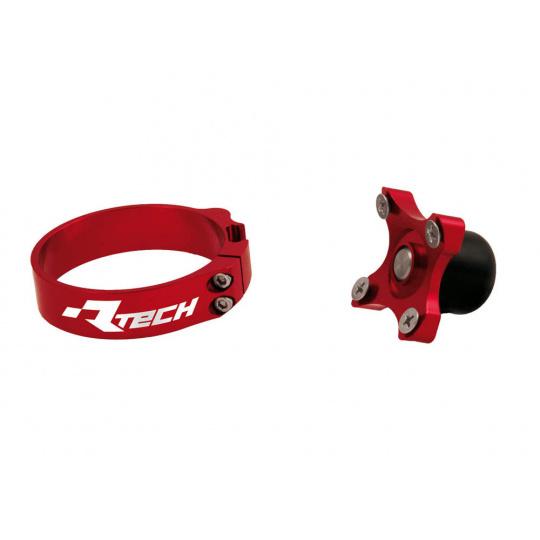start kit 54mm Showa CR250/500 97/07,CRF250/450 02/18 červený