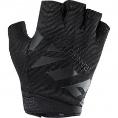 Pánské rukavice Fox Ranger Gel Short Glove Black/Black