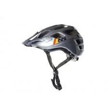 661 Recon Scout helma Smoke grey - šedá