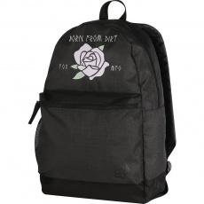 Dámský batoh Fox Rosey Kick Stand Backpack Black Vintage