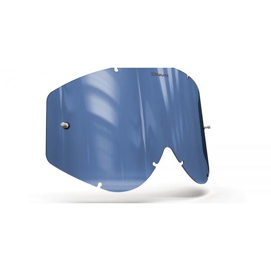 plexi pro brýle HZ/GMZ/GMZ2/GMZ3, ONYX LENSES (modré s polarizací)