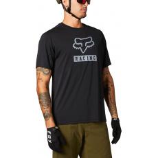 Pánský dres Fox Ranger Ss Jersey Block Black