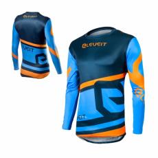 Dres ELEVEIT X-LEGEND modro/oranžový