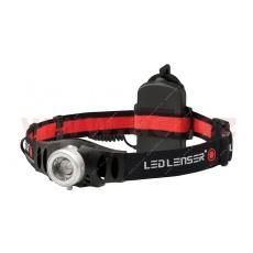 LED LENSER H6 - svítilna se superledkou, čelovka, dosvit 120 m, záruka 7 let