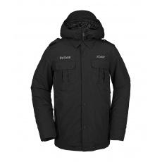 Pánská bunda Volcom Creedle2tone Jacket Black