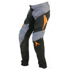 Dětské motokrosové kalhoty ALIAS MX A2 černo/šedé 2435-326