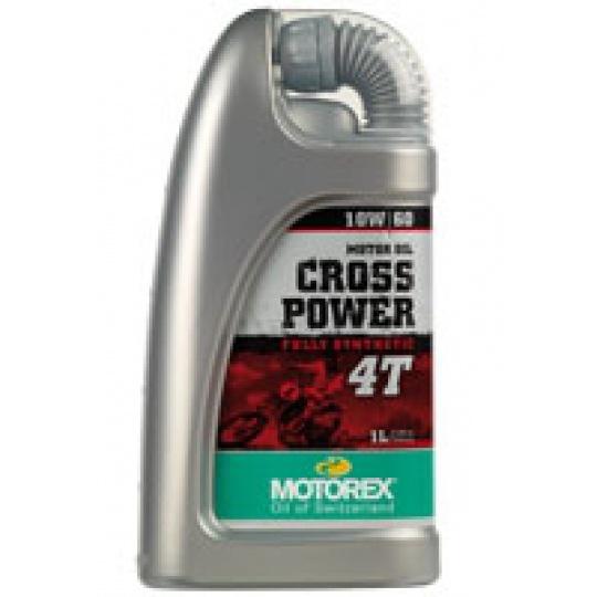 motorový olej  4T syntetický 10W/60 1litr