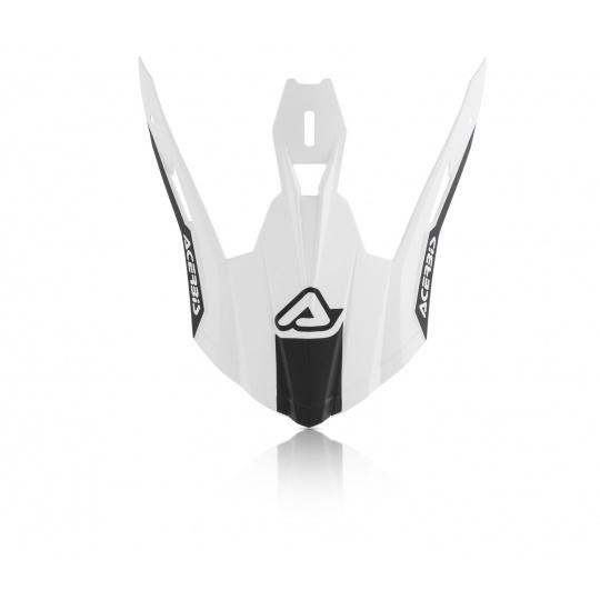 kšilt k přilbě Acerbis X-PRO VTR/STEEL CARBON
