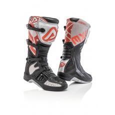 ACERBIS motokrosové boty X Teamčerná/šedá