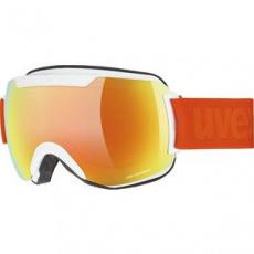lyžařské brýle UVEX DOWNHILL 2000 CV, white SL/oran-green