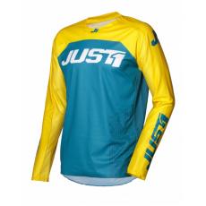 Dres JUST1 J-FORCE TERRA modro/žlutý