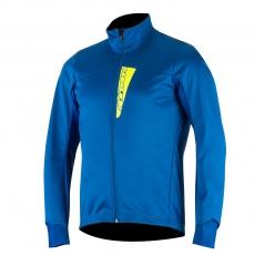 Alpinestars Cruise Shell Jacket Royal Blue/Yellow Fluo