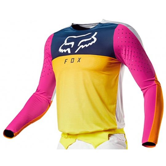 MX dres Fox Flexair Idol Jersey Multi