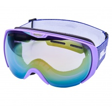 lyžařské brýle BLIZZARD Ski Gog. 921 MDAVZSO, violet matt, smoke2, red mirror