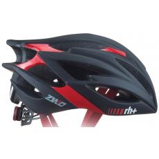 helma RH+ ZW0, matt black/shiny red