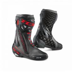 Moto boty TCX RT-RACE černo/červené