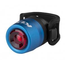 KELLYS Osvětlení zadní dobíjecí IO USB Rear, blue
