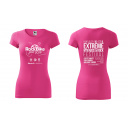 Dámské triko Rock Bike Fest 2019 pink