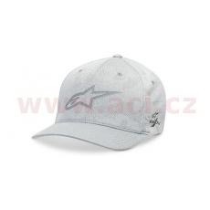 kšiltovka AGELESS JACK TECH HAT, ALPINESTARS (šedá)