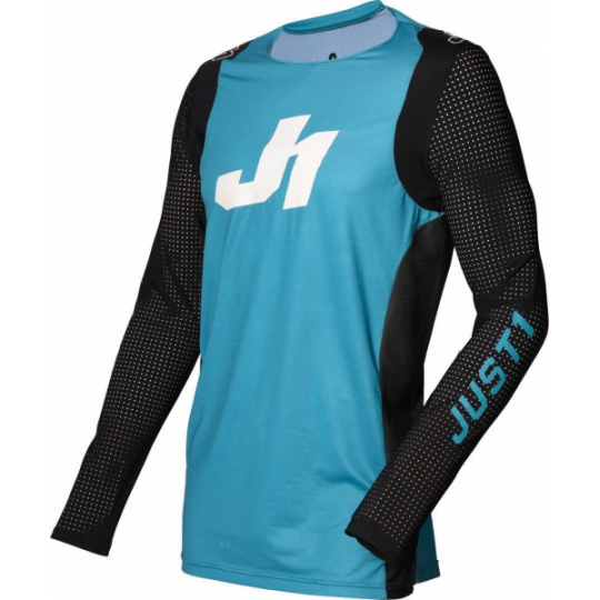 Dětský dres JUST1 J-FLEX ARIA modro/černo/bílý