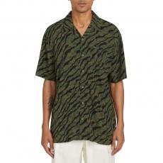 Pánská košile Volcom Embertone / Army Green Combo