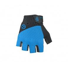 KELLYS Rukavice Hypno, krátkoprsté, blue, XL