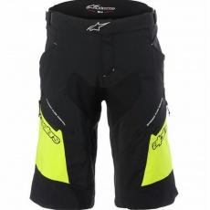 Alpinestars Drop 2 Shorts Black Acid Yellow