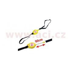 svinovací lanko, připomínač (délka až 90 cm) Memo Roll Up Cable, ABUS