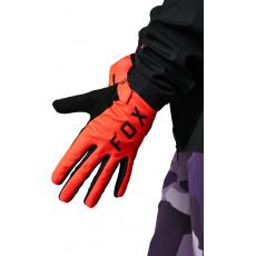 Dámské rukavice Fox W Ranger Glove Gel Atomic Punch
