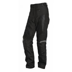 Moto kalhoty RICHA AIRVENT EVO černé zkrácené