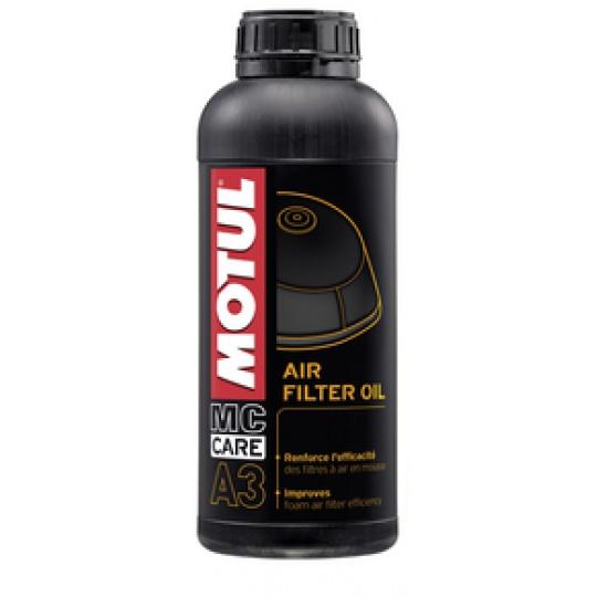 olej na vzduchový filtr 1litr