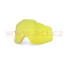 plexi Injected Racecraft/Accuri/Strata, 100% (žluté, Anti-fog)