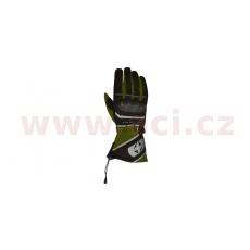rukavice MONTREAL 1.0, OXFORD (zelené army/černé)