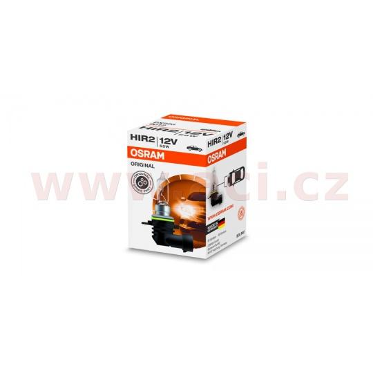 žárovka HIR2 12V 55W (patice PX22d) OSRAM
