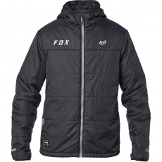 Pánská bunda Fox Ridgeway Jacket Black