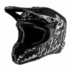 Přilba O´Neal 5Series RIDER ABS černá/bílá